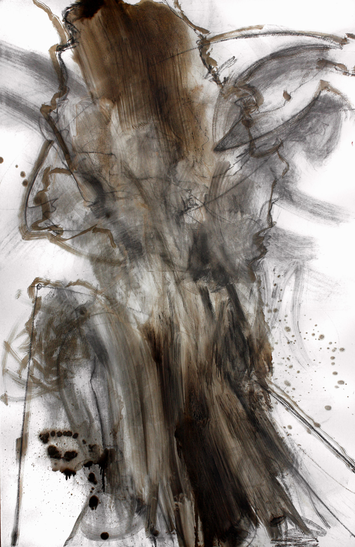 Ali Ibadullayev --- DERVISH --- 135 х 90 oil on canvas 2008