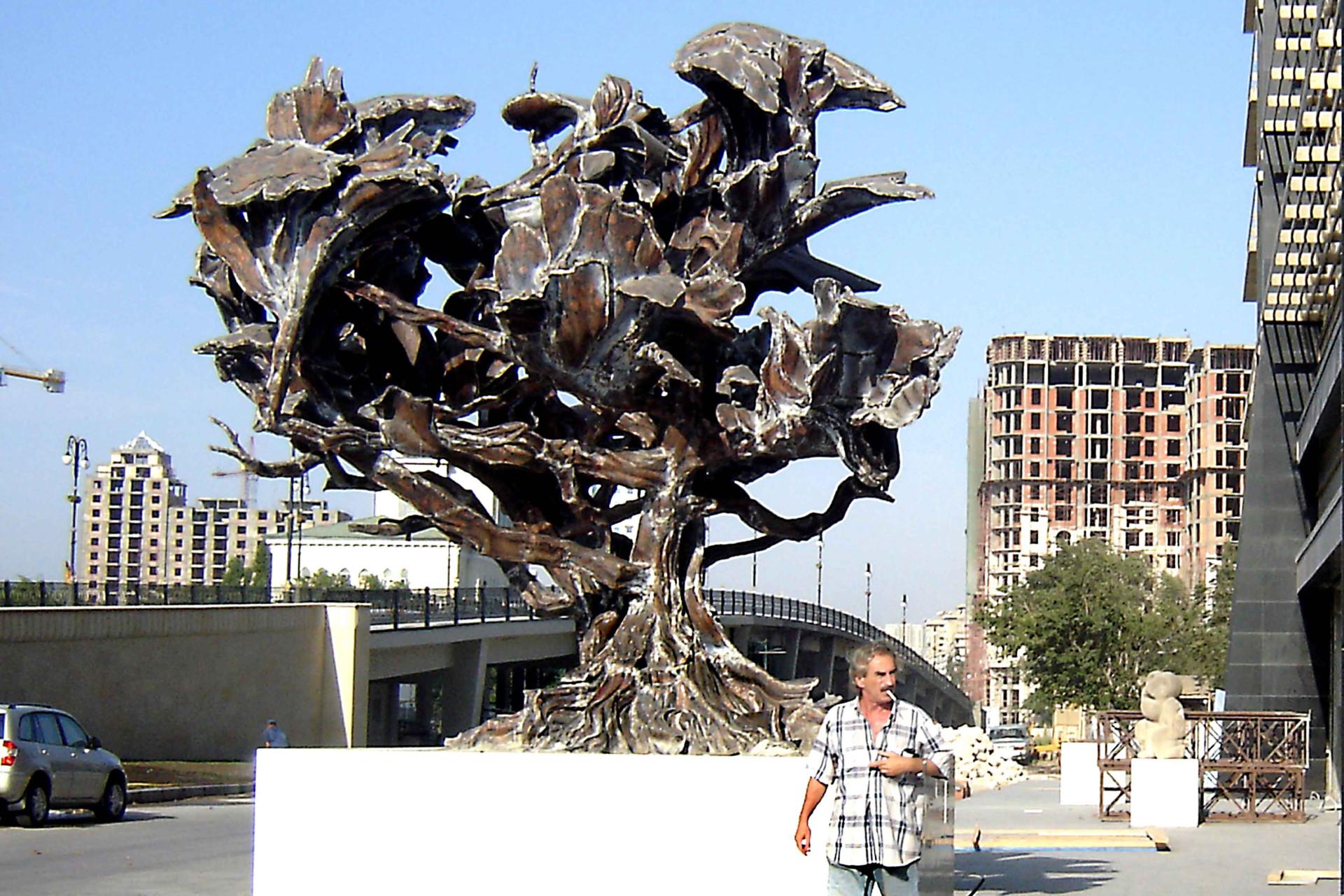 Ali Ibadullayev --- Wind --Museum of modern art Azerbaijan